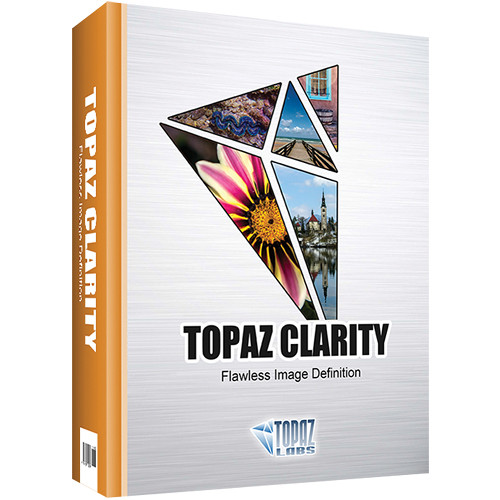 Topaz Labs LLC Clarity Plug-In (DVD)