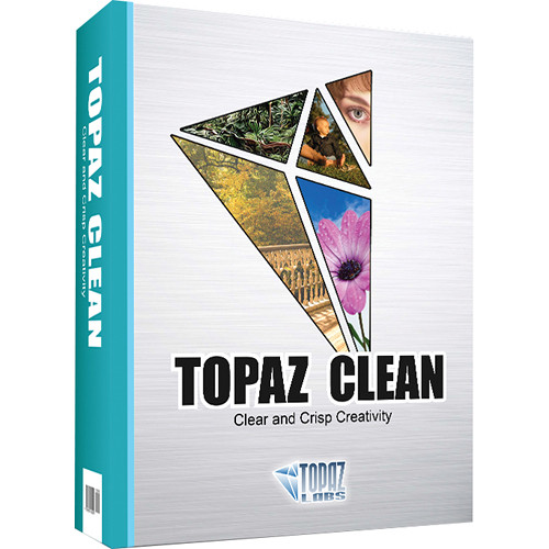 Topaz Labs LLC Clean Plug-In (DVD)