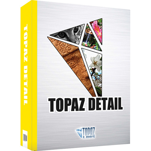Topaz Labs LLC Detail Plug-In (DVD)