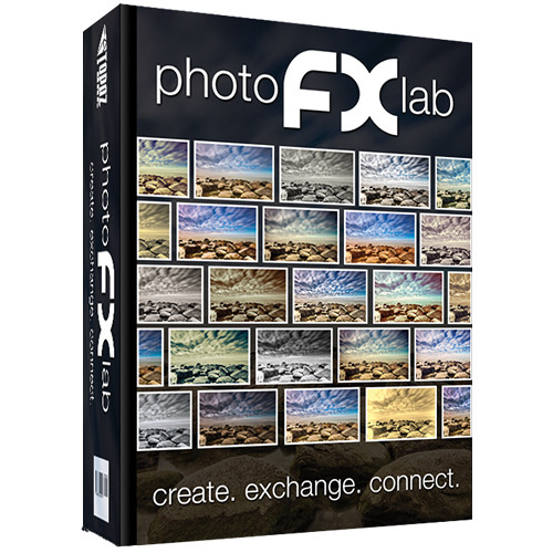 Topaz Labs LLC photoFXlab (DVD)