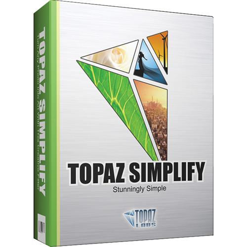 Topaz Labs LLC Simplify Plug-In (DVD)