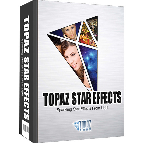 Topaz Labs LLC Star Effects Plug-In (DVD)
