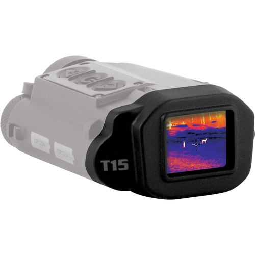 Torrey Pines Logic T15 Clip-On Adapter for Optical Scopes