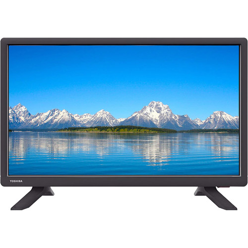 "Toshiba S1600-Series 22""-Class Full HD Multi-System LED TV"