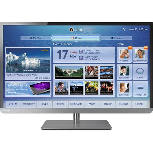 """Toshiba 32L4300U 32"""" Class 1080p Cloud LED TV 32L4300U B&H"""
