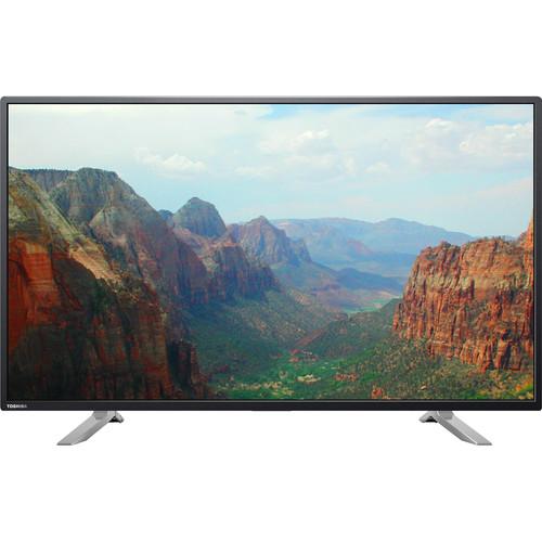 "Toshiba U7750-Series 55""-Class UHD Smart Multi-System LED TV"