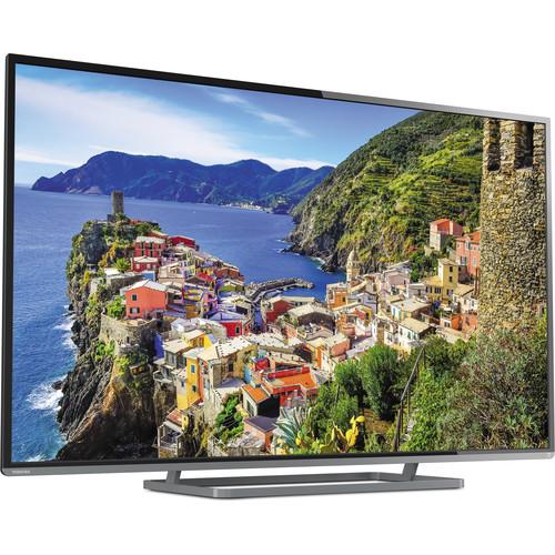 "Toshiba 58L8400U Cinema Series 58"" Class 4K Smart LED TV"
