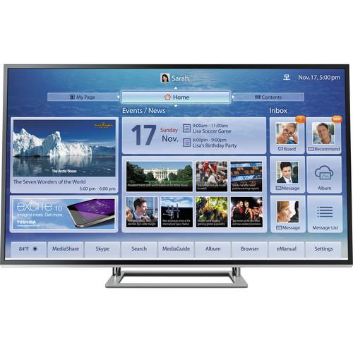 """Toshiba 58L9300U 58"""" 4K Ultra HD TV"""
