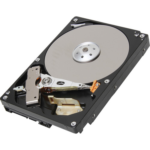 "Toshiba 2TB DT01ACA200 7200 rpm SATA III 3.5"" Internal Hard Drive"