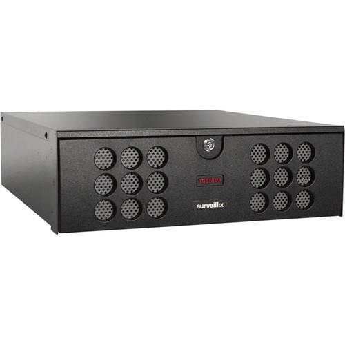 Toshiba DVSE32-480-12T 32-Channel DVSe Series Digital Video Recorder (12TB)