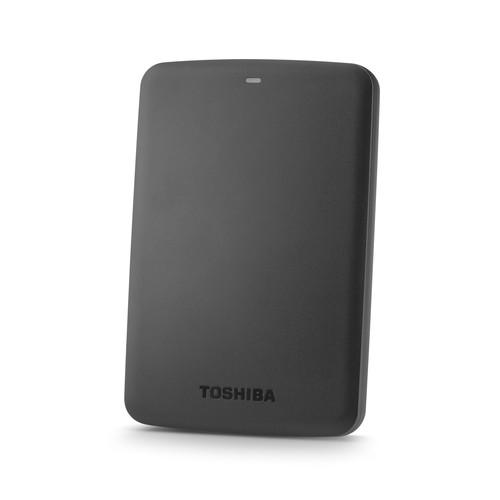 Toshiba 2TB Canvio Basics 3.0 5,400 rpm HDD (Black)