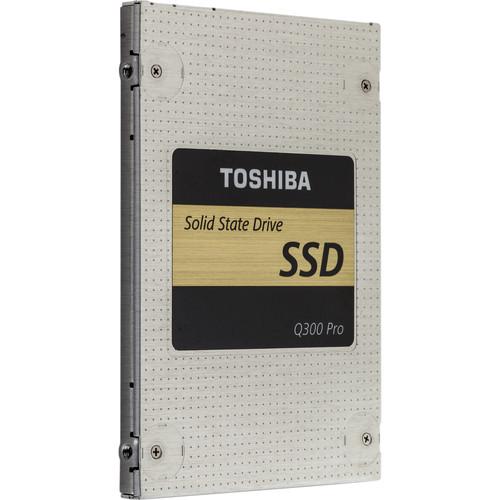 """Toshiba 512GB Q300 Pro SATA III 2.5"""" Internal SSD"""
