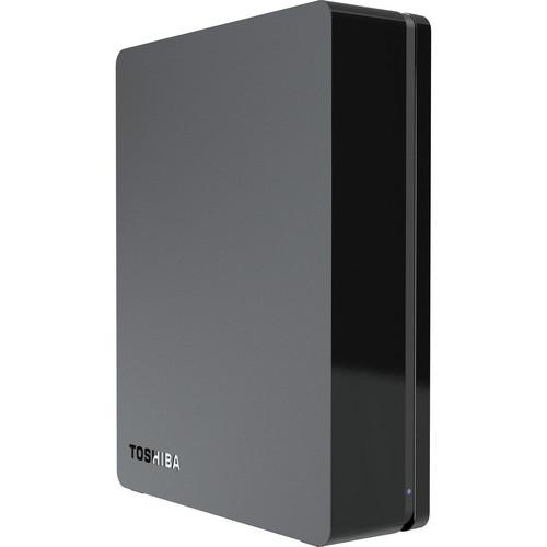 Toshiba 2TB Canvio Desktop External Hard Drive (Black)