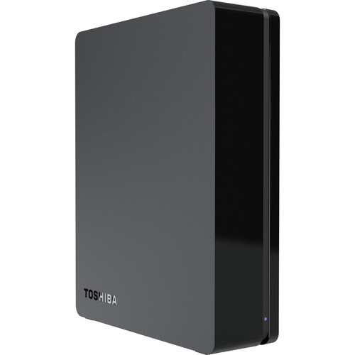 Toshiba 3TB Canvio Desktop External Hard Drive (Black)