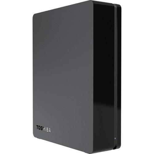 Toshiba 5TB Canvio Desktop External Hard Drive (Black)