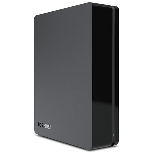 Toshiba 4TB Canvio USB 3.0 External Hard Drive