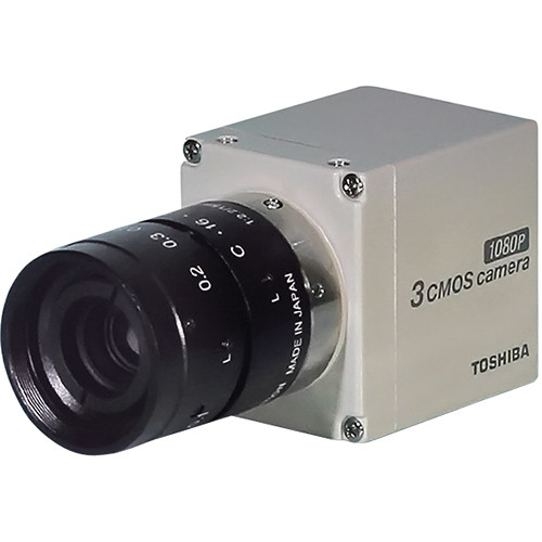 Toshiba IK-HD3H 1080p 3-Chip CMOS HD Video Camera Head (No Lens)
