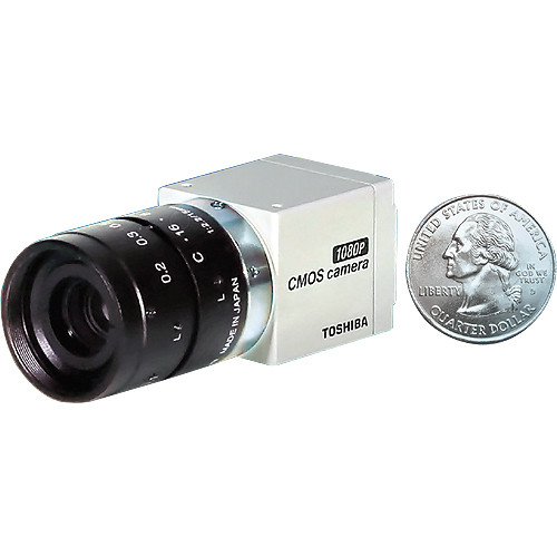 Toshiba IK-HR3H Ultra-Small 1-Chip CMOS HD Video Camera Head