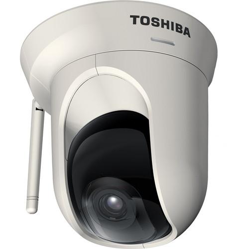 Toshiba IK-WB16AW Pan/Tilt Network Camera (Wireless)