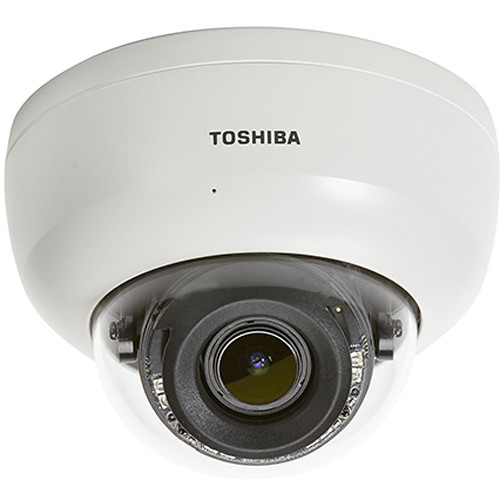 Toshiba IK-WD51A 5MP Network Dome Camera with Night Vision