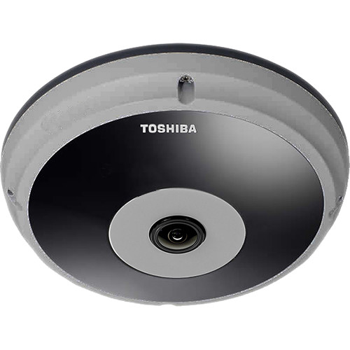 Toshiba IK-WF51R Outdoor Vandal and Waterproof 5MP Dome Camera