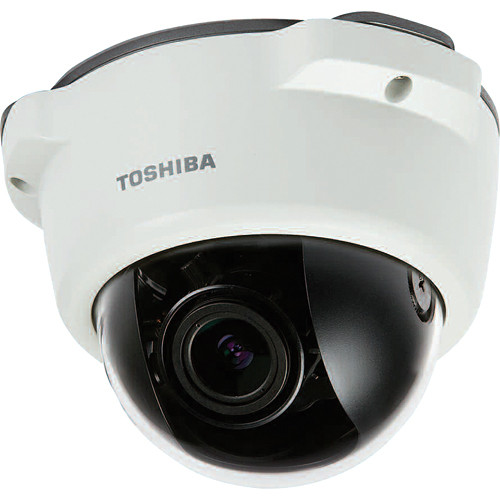 Toshiba IK-WR04A Outdoor IP Network Mini-Dome Camera