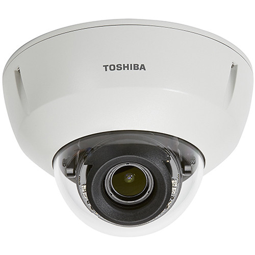 Toshiba IK-WR51A 5MP Outdoor Network Dome Camera with Night Vision