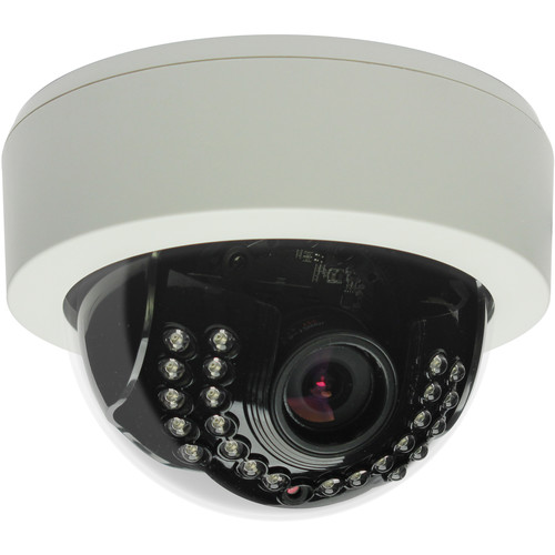 Toshiba IKS-D207 Indoor 960H Dome Analog Camera