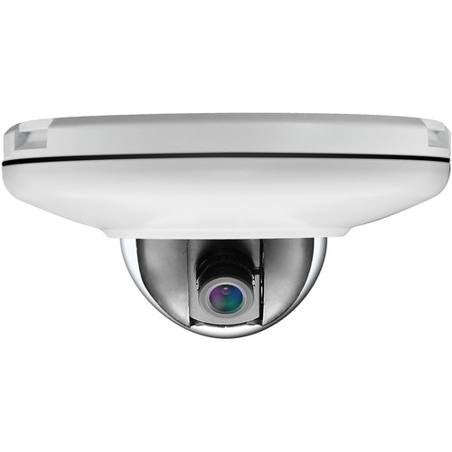 Toshiba IKS-WR7022 Full HD Pan Tilt Outdoor PoE IP Camera with 4mm Lens