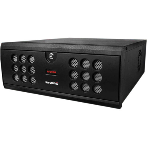 Toshiba 16-Channel IPSe Network Video Recorder with 16 IP Camera Licenses (9TB)