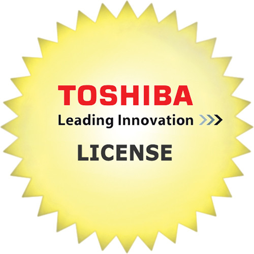 Toshiba License for 8-Channel Generation 5 Surveillix NVR (12TB)