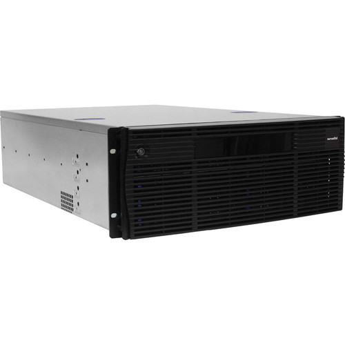 Toshiba NVSPRO Series 64-Channel 4U Rack Mount Server (48TB)