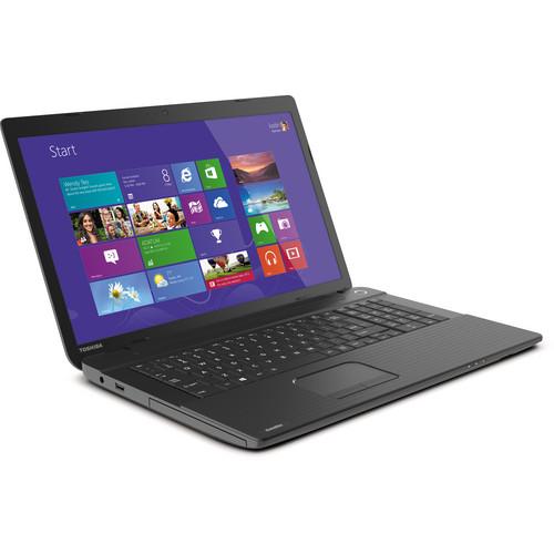 "Toshiba Satellite C75D-A7265NR 17.3"" Notebook Computer (Satin Black)"