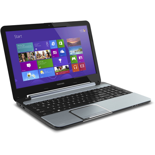 "Toshiba Satellite S955-S5166 15.6"" Notebook Computer (Ice Blue)"