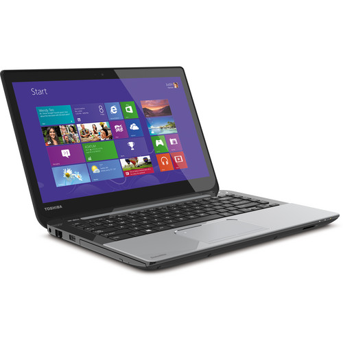 "Toshiba Satellite L45t-A4230NR Multi-Touch 14"" Notebook Computer (Mercury Silver)"