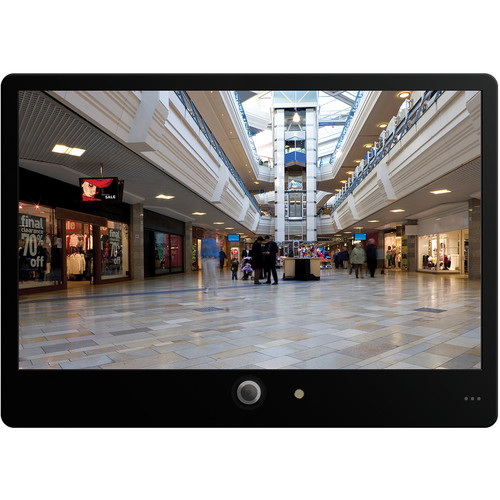 """Tote Vision Commercial Grade 27"""" Public View LCD Monitor with Built-In Camera"""