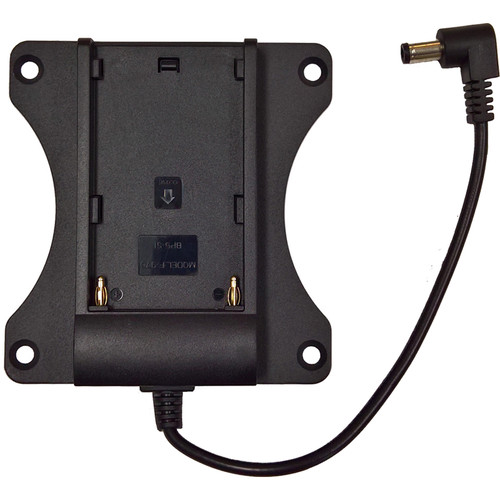 Tote Vision Sony 970 Battery Back for Attaching to LED-711-4K for Field Use (Battery Not Included)