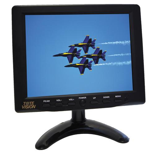 """Tote Vision LCD-802V 8"""" LCD Monitor"""