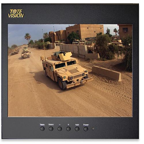 "Tote Vision LED-1002 9.7"" HD Monitor (Wall Mount)"