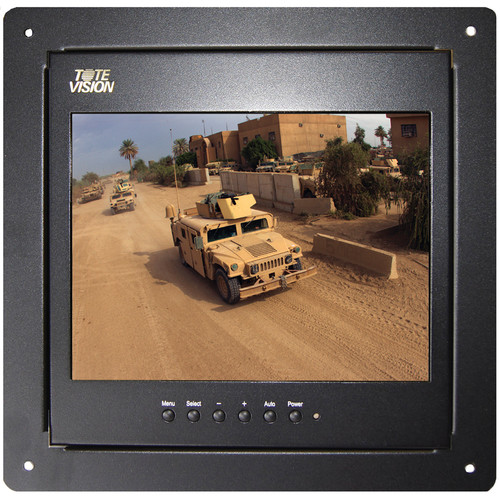 """Tote Vision LED-1003HDL 9.7"""" HD Commercial LED Monitor"""