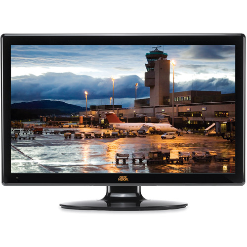 "Tote Vision LED-1563HDT 15"" Full HD Commercial LED Monitor"