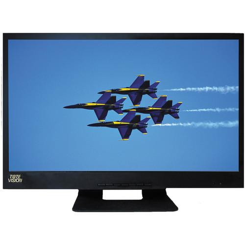 """Tote Vision LED-1902HDT 19"""" LED Monitor with Desk Stand"""