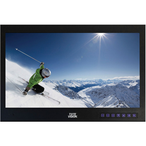 "Tote Vision LED-1906HDMT 19"" LCD Monitor with Tuner"