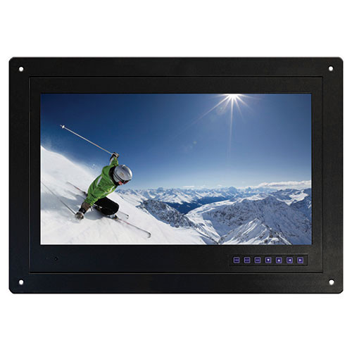 """Tote Vision LED-1906HDMTL 19"""" Class Flush-Mount HD Commercial LCD TV"""