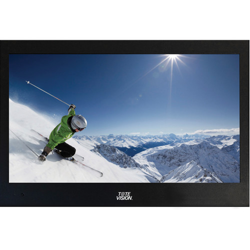 """Tote Vision LED-1906HDMTX 19""""-Class HD Commercial TV"""