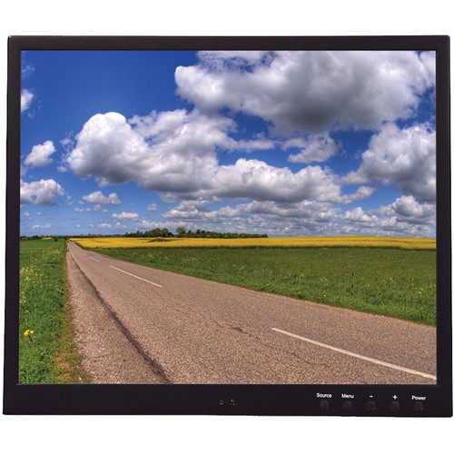 """Tote Vision 19"""" LED Sunlight Readable Monitor"""