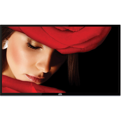 """Tote Vision LED-4205HDTG 42"""" 16:9 Full HD LCD Monitor with Protective Glass"""