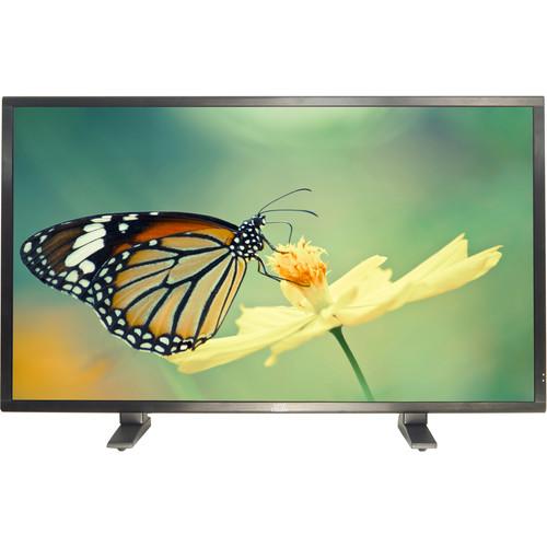 "Tote Vision 50"" 4K Monitor In Metal Case, 169, 3840X2160, HDMI, Displayport"