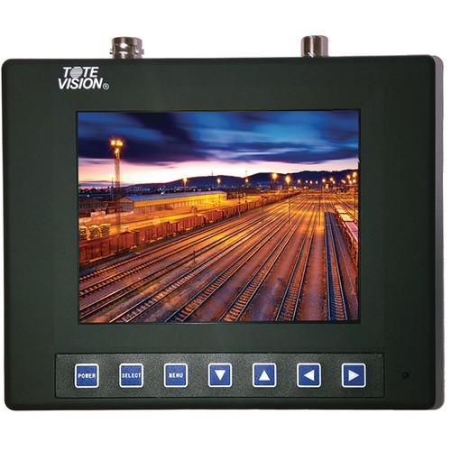 """Tote Vision LED-502V 5"""" LED-Backlit Field Monitor"""
