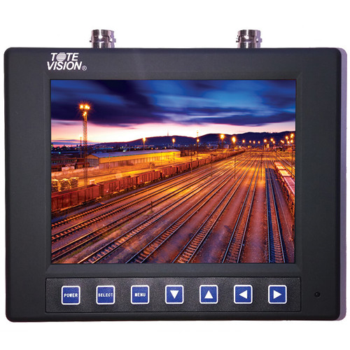 """Tote Vision LED-566HD 5.6"""" Field Monitor Kit with Tote Bag & AC Adapter"""